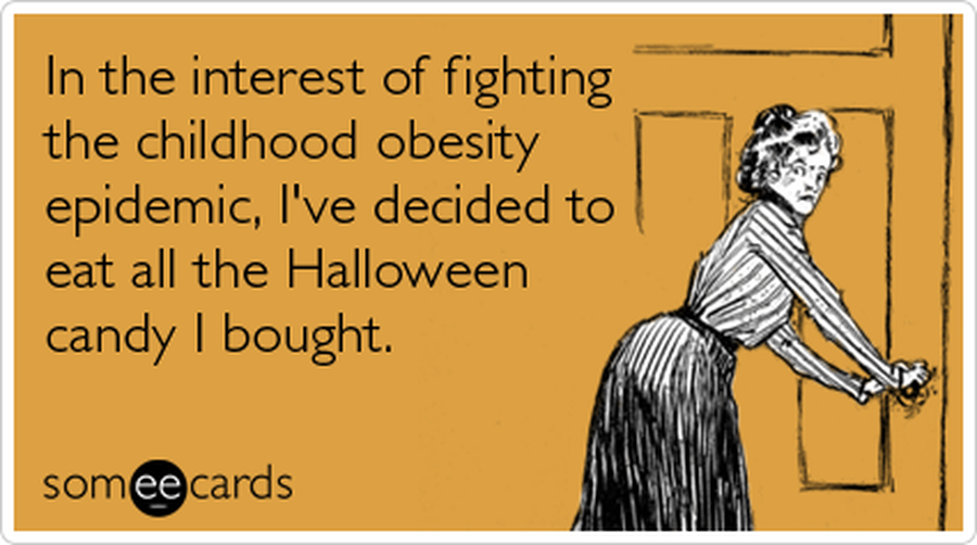 Halloween Etiquette – Snarky in the Suburbs