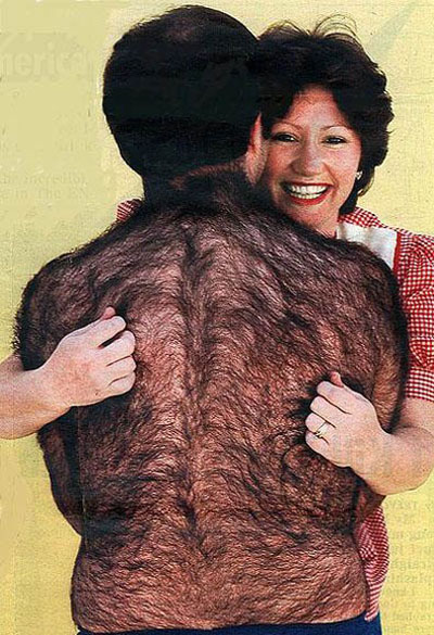 Men with hairy back pictures theme interesting